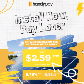 Install Now , Pay later